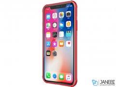 محافظ ژله ای نیلکین آیفون Nillkin Weave Case Apple iPhone X