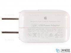 شارژر 12 وات اصلی اپل Apple ipad 12w USB Power Adapter