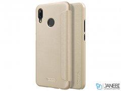 کیف نیلکین هواوی Nillkin Sparkle Leather Case Huawei P20 Lite/ Nova 3e