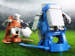 ربات فوتبالیست شیائومی Xiaomi SIMI football robot