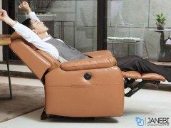 صندلی راحتی برقی شیائومی Xiaomi 8H Leather Electric Leisure Sofa