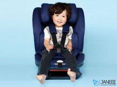 صندلی ماشین کودک شیائومی Xiaomi QBORN Child Safety Seat