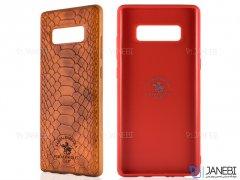 قاب محافظ چرمی پولو سامسونگ Polo Knight Case Samsung Galaxy Note 8