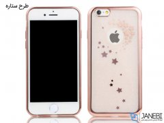 محافظ ژله ای رزگلد ریمکس آیفون Remax RoseGold Case Apple iPhone 6/6S