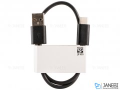 کابل اصلی تایپ سی هواوی Huawei LX-1031 USB To Type C Cable 35cm