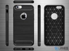 محافظ ژله ای آیفون Carbon Fibre Case Apple iPhone 6/6S
