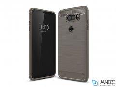 محافظ ژله ای ال جی Carbon Fibre Case LG V30