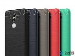 محافظ ژله ای هواوی Carbon Fibre Case Huawei Mate 10 Pro