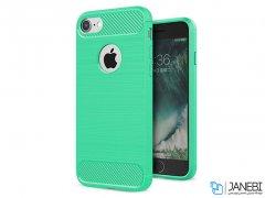 محافظ ژله ای آیفون Carbon Fibre Case Apple iPhone 8