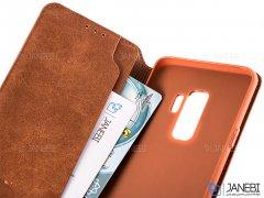 کیف طرح چرم سامسونگ Xundd Gra Series Samsung Galaxy S9 Plus