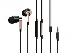 هدفون 3 درایور داخل گوش وان مور 1More Triple Driver In-Ear Headphones