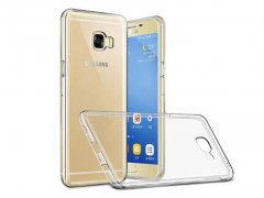 محافظ ژله ای 5 گرمی سامسونگ Samsung Galaxy C7 Jelly Cover 5gr