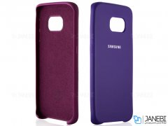 قاب محافظ سیلیکونی سامسونگ Silicone Cover Samsung Galaxy S6 Edge