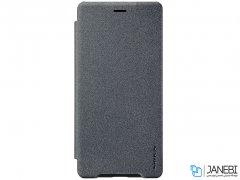 کیف نیلکین سونی Nillkin Sparkle Leather Case Sony Xperia XZ2 Compact