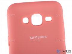 قاب محافظ سیلیکونی سامسونگ Silicone Cover Samsung Galaxy J7