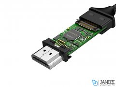 کابل تایپ سی به اچ دی آم آی بیسوس Baseus Video Type-C Male To HDMI Male Adapter Cable 1.8m