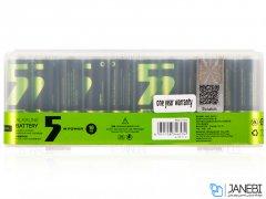 باتری قلمی روموس پک 10 تایی Romoss Alkaline Battery 5M Power-10