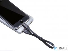 کابل شارژ و انتقال داده دو سر بیسوس Baseus Two In One Portable Cable 23cm