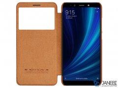 کیف چرمی نیلکین شیائومی Nillkin Qin leather case Xiaomi Mi 6X