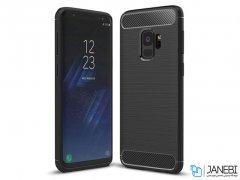 محافظ ژله ای سامسونگ Carbon Fibre Case Samsung Galaxy S9