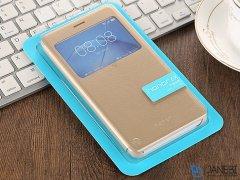کیف چرمی اصلی هواوی Huawei Honor 6X Leather Smart View Cover