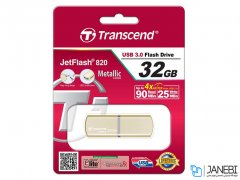 فلش مموری ترنسند Transcend JetFlash JF820 USB 3.0 Flash Memory 32GB
