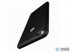 قاب ژله ای طرح چرم شیائومی Auto Focus Jelly Case Xiaomi Mi Max 2