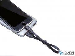 کابل شارژ و انتقال داده لایتنینگ بیسوس Baseus Lightning Portable Cable 23cm