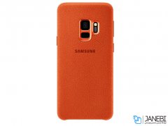 قاب محافظ سامسونگ اس 9 Samsung Galaxy S9 Alcantara Cover