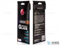 محافظ صفحه نمایش شیشه ای تمام صفحه ال جی Full Glass LG V20
