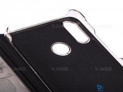 کیف چرمی هواوی Huawei P20 Lite/ Nova 3e Window Flip Cover