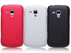 قاب محافظ نیلکین سامسونگ Nillkin Frosted Shield Case Samsung Galaxy S Duos