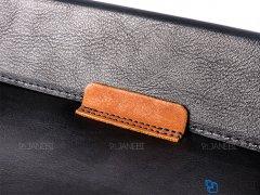 کیف چرمی آیپد پرو Totu Gentleman Series Case Apple iPad Pro 12.9