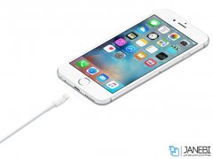 کابل اصلی لایتنینگ Apple Lightning to USB Cable 1m