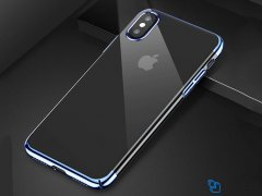 قاب محافظ آیفون Baseus Ultra Slim Glitter Case Apple iPhone X