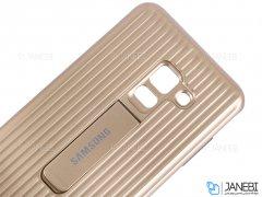 استند کاور سامسونگ Stand Cover Samsung Galaxy A8 Plus 2018