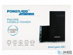 پاور بانک پاورادد Poweradd Pilot 2GS MP-1310 10000mAh Power Bank