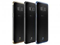 قاب محافظ بیسوس سامسونگ Baseus Glitter Case Samsung Galaxy S8 Plus