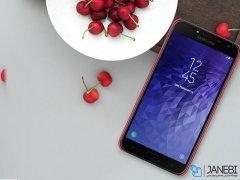 قاب محافظ نیلکین سامسونگ گلکسی Nillkin Frosted Shield Case Samsung Galaxy J4