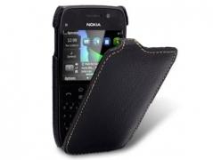 کیف چرمی Nokia E6