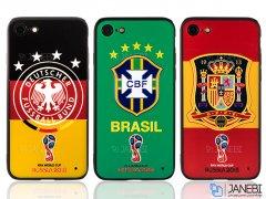 قاب آیفون طرح فوتبال جام جهانی Apple iPhone 7/8 Football Case