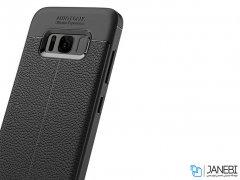 قاب ژله ای طرح چرم سامسونگ Auto Focus Jelly Case Samsung Galaxy S8 Plus