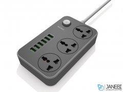 چند راهی و شارژر ولتاژ Voltage VPE-U01 Power Socket