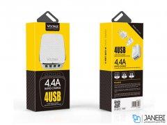 هاب یو اس بی 4 پورت ولتاژ VPE-U02