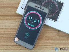 کیف هوشمند HTC 10 Ice View Case