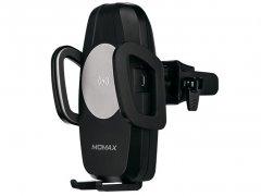 پایه نگهدارنده و شارژر وایرلس مومکس Momax CM7 Qdock Wireless Charging Car Mount