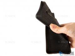 قاب محافظ طرح پارچه ای سامسونگ Protective Cover Samsung Galaxy S9 Plus