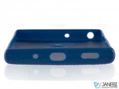 قاب محافظ طرح پارچه ای سونی Protective Cover Sony Xperia XA2 Ultra