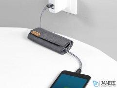 کابل شارژ و انتقال داده تایپ سی انکر Anker PowerLine+ USB-C To USB-A 3.0 Cable 0.9m