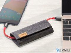 کابل شارژ و انتقال داده تایپ سی انکر Anker PowerLine+ USB-C To USB-C 2.0 Cable 0.9m